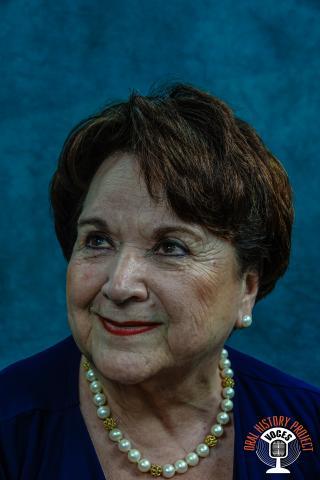Blandina Cardenas Flores - Voces Oral History Project