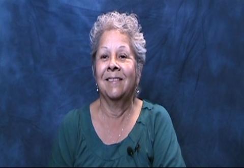 Elva Alicia Medrano Rodriguez - Voces Oral History Project