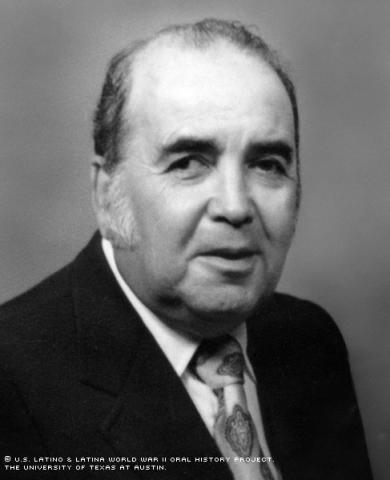 Portrait of Ed Idar.