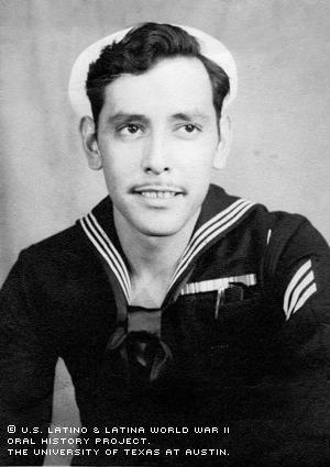 Ruperto S. Juarez, 1950 in San Diego.