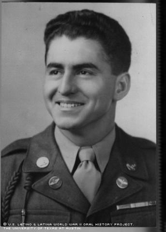 Portrait of Benito L. Rodriguez.