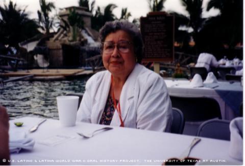 Manuela Maymie Garcia Ontiveros