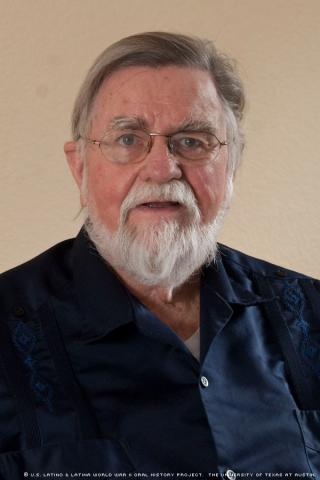Charlie Ericksen, interviewed at the Voces Oral History Project office, University of Texas at Austin on February 27, 2010.