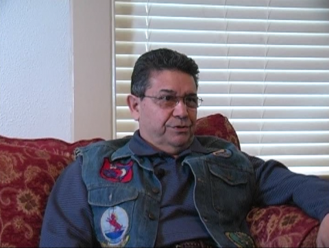 John Edward Martinez - Voces Oral History Project