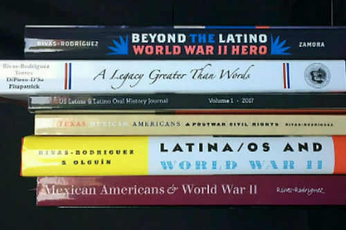 Voces Oral History Project books