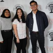 Voces Oral History Project Interns