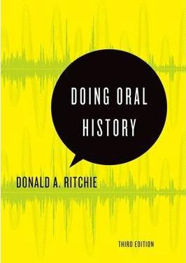 Doing Oral History Cover